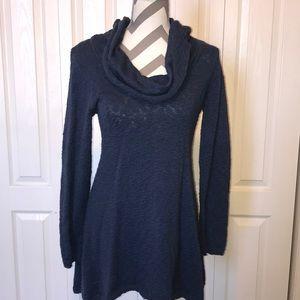 Cowl neck sweater